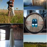 Wedding Wednesday: Saltwater Farm Vintage Wedding