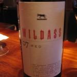 Friday Wine Tasting... 2007 Wildass Red