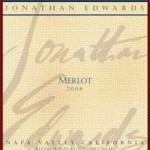 Friday Wine Tasting... Jonathan Edwards Winery 2008 Napa Valley Merlot