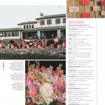Wedding Wednesday: Featured in The Knot- Vanessa and Campbell's Greenwich Wedding