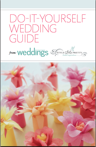 Do it yourself wedding guide martha stewart and style me pretty do it yourself wedding guide martha stewart and style me pretty true event event design and planning new england event planner and new york solutioingenieria Images
