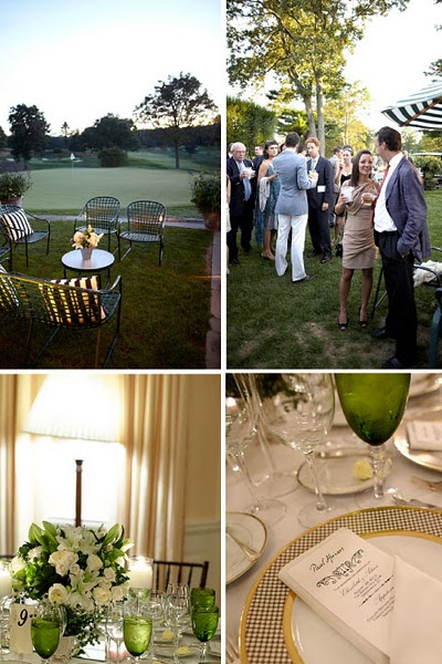 This Gorgeous Summer Affair From Last Year At Round Hill Country Club In Greenwich Ct Has Me Craving The Green Gr Between My Toes And A Tail