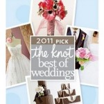 Coffee Talk Monday… The Knot Best of Weddings 2011 Pick