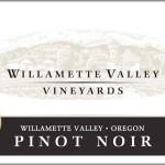 Friday Wine Tasting... Willamette Valley Vineyards 2007 Pinot Noir