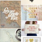 Inspiration from Anywhere Thursday...Maps