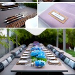 Wedding Wednesday... A Summer Rooftop Soiree in NYC