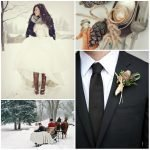 Wedding Wednesday… Let It Snow