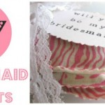 Wedding Wednesday... DIY Bridesmaid Sachets