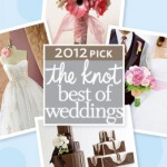 Wedding Wednesday... The Knot Best of Weddings 2012 Pick