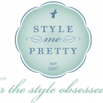 Style Me Pretty Feature... Alana & Justin's Wedding
