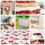 Inspiration from Anywhere... Strawberry Shortcake Anyone?