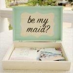 Wedding Wednesday... Be My Bridesmaid?