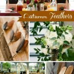 Inspiration from Anywhere... Autumn Feathers