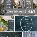 Inspiration from Anywhere... Chalkboard Love