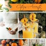 Inspiration from Anywhere... Citrus Accents