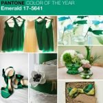 Inspiration from Anywhere... Emerald: Pantone's Color of the Year