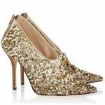 Tuesday Shoesday... Sparkle de la Renta