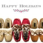 Tuesday Shoesday... Happy Holidays!