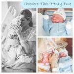 "Coffee Talk Monday...Theodore ""Theo"" Henry True!"