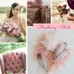 Inspiration from Anywhere... Blackberry & Blush