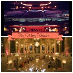 Coffee Talk Monday... The Wang Theatre!