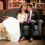 Wedding Wednesday... Featured: Style Me Pretty - Becky & Patrick's Wedding