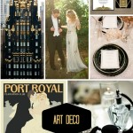 Inspiration from Anywhere... Art Deco Wedding