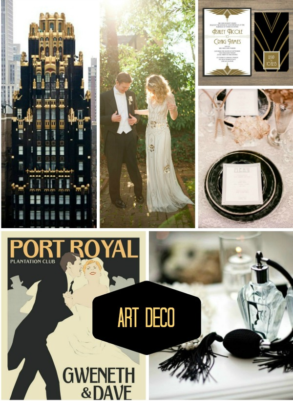 Inspiration From Anywhere Art Deco Wedding True Event Design And Planning New England Planner York Weddings Social Occasions