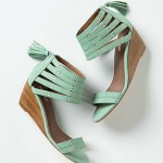 Tuesday Shoesday... Gladiator Wedges