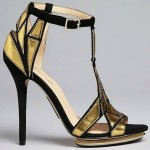 Tuesday Shoesday... Art Deco