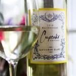 Friday Wine Tasting...Cupcake Vineyard's Sauvignon Blanc!