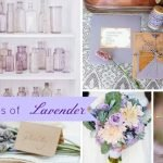 Inspiration from Anywhere... Shades of Lavender