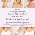 Coffee Talk Monday...Untamed Petals Trunk Show!