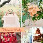 Inspiration from Anywhere... Harvest Party