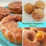 Wedding Wednesday... Pumpkin Doughnut Favors
