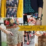 Inspiration from Anywhere... Animal + Floral