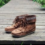 Tuesday Shoesday... Cozy Moccasins