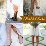 Wedding Wednesday... Bridal Boots