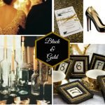 Inspiration from Anywhere... Black & Gold