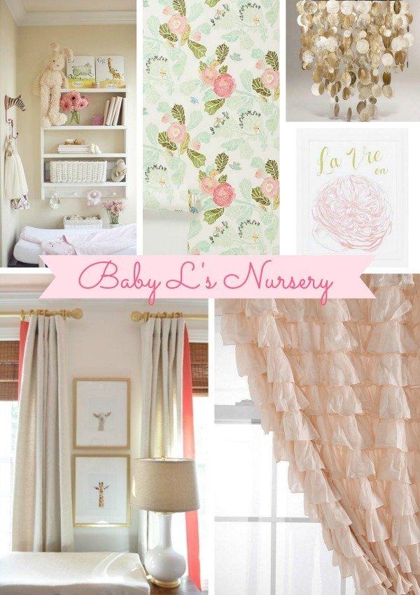 Baby L's Nursery