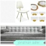 Inspiration From Anywhere...Jonathan Adler!