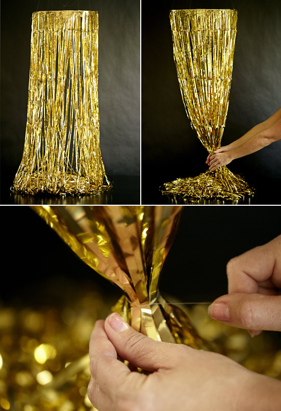 diy-gold-fringe-chandelier-4