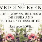 Inspiration From Anywhere... Jcrew Wedding Sale!