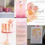 Wedding Wednesday: Watercolor Love!