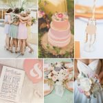 Wedding Wednesday: We Heart Pastels!