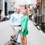 Coffee Talk Monday...Ruth & Joe's engagement shoot on Style Me Pretty!