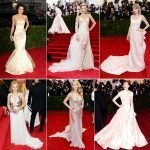 Inspiration from Anywhere...Bridal Inspired Met Ball Fashion!!!
