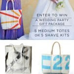 Wedding Wednesday....Sea Bags Giveaway!