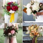 Wedding Wednesday...Fall Bouquet Inspiration!