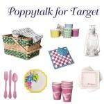 Inspiration from Anywhere...Poppytalk for Target!